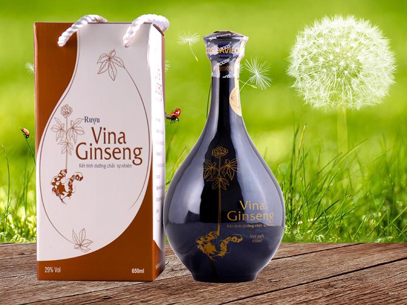 Sâm Ngọc Linh Vina Ginseng